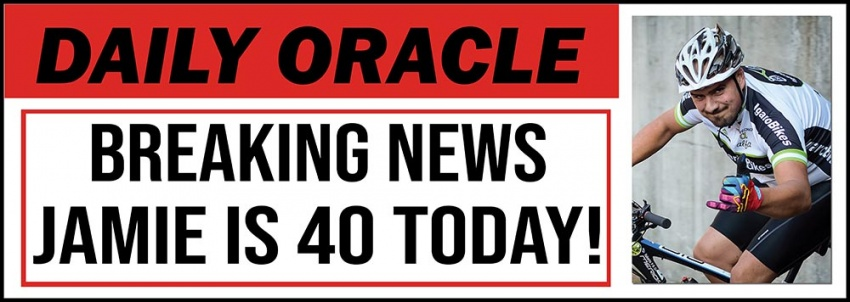 Breaking News Birthday Banner